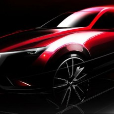 Mazda gear up for the Los Angeles Auto Show