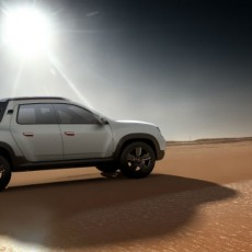 Renault to unveil the Duster Oroch