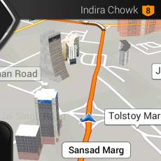 NNG displays new In-car Navigation trends