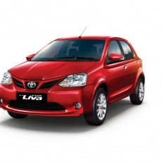 Toyota launch the all new Etios and Etios Liva