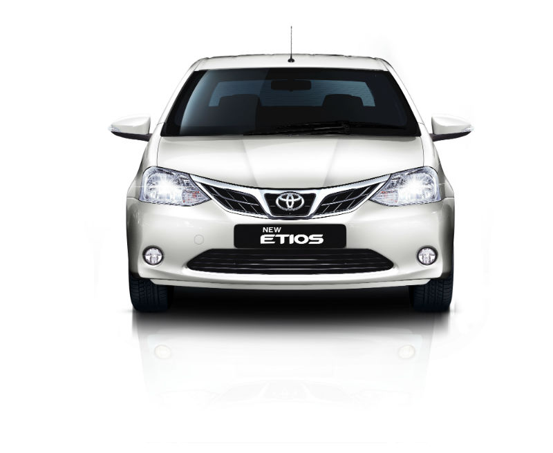 Toyota Etios web