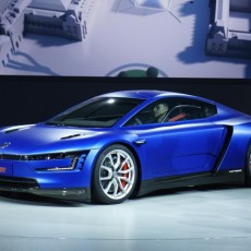 Volkswagen XL Sport surprises in Paris