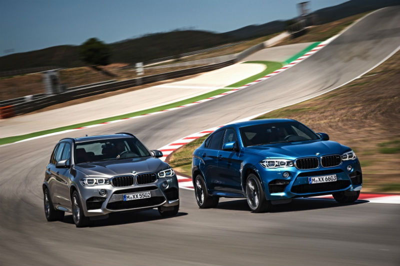 X5 M and X6 M WEB