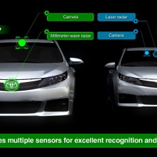 Toyota launch new intelligent safety systems