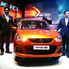 Maruti Suzuki launch all-new Alto K10