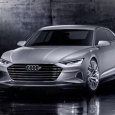 Audi unveil Prologue; A7 h-tron