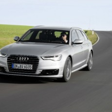 Audi Group soars high