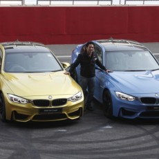 M-powered: All-new BMW M3 and M4