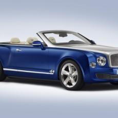 Bentley Grand Convertible arriving