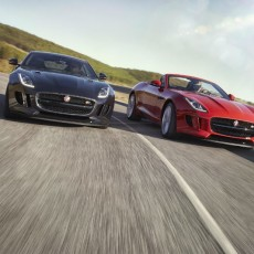 Jaguar to launch a new 2016 F-Type line-up