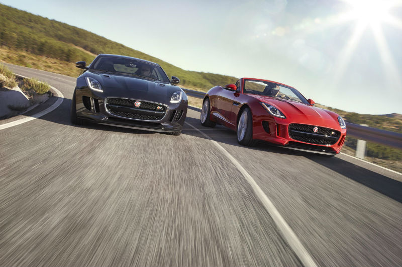 Jaguar To Launch A New 2016 F Type Line Up Car India