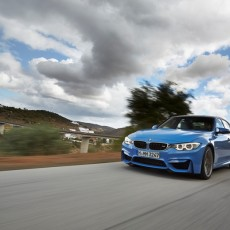 Munich's Might: BMW M3 and M4 First Drive