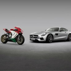 Mercedes-AMG acquires 25% stake in MV Agusta