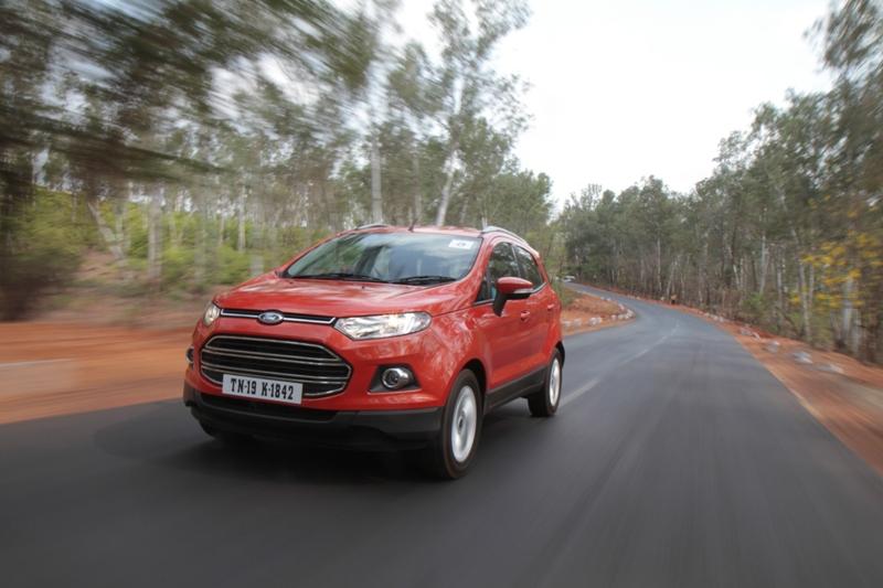 Ford recalls EcoSport