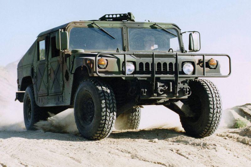 Original Humvees For Sale - Car India