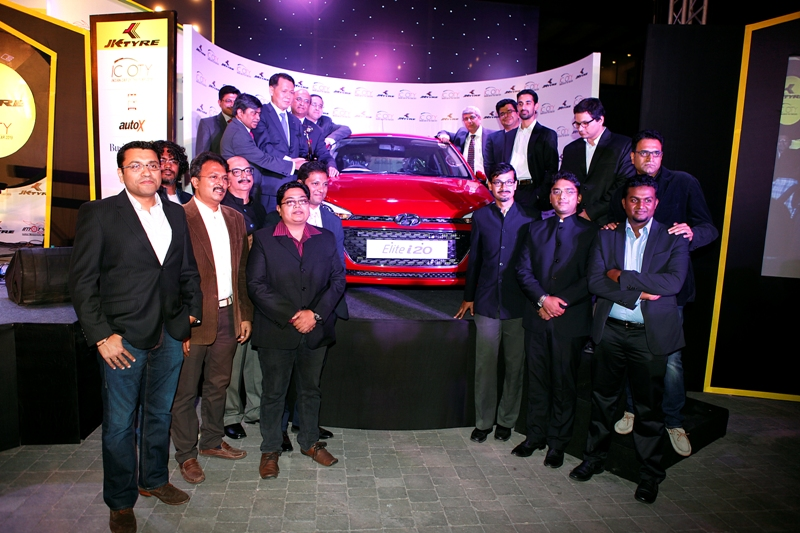The ICOTY (Indian Car of the Year) 2015…