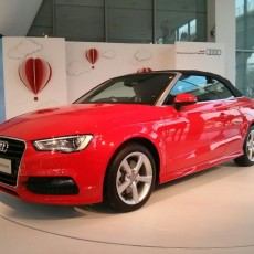 Audi launch new A3 Cabriolet in India