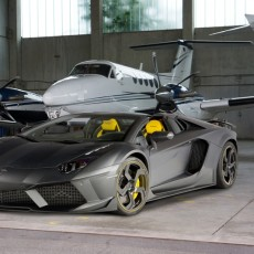 Mansory unveil new Carbon Lamborghini Aventador