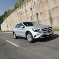 A Cut Above: Mercedes-Benz GLA