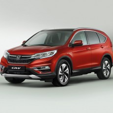 New 2015 Honda CR-V set for launch
