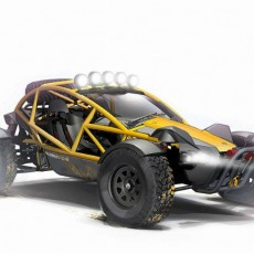Ariel to launch off-roading Nomad