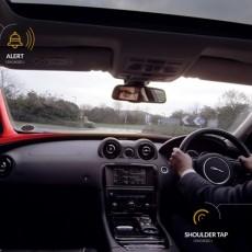 Jaguar Land Rover announce 'Bike Sense' technology