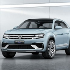 Volkswagen unveil new compact SUV concept