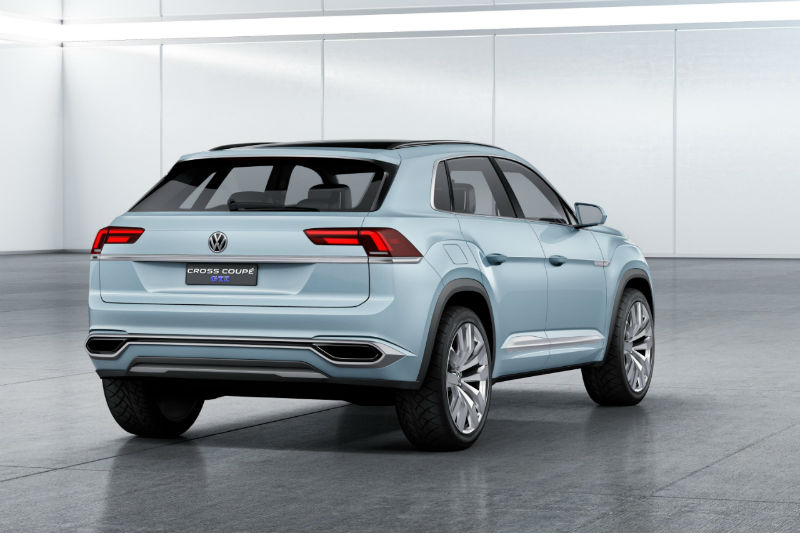 Volkswagen Unveil New Compact Suv Concept Car India