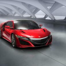 Production-spec Honda NSX revealed