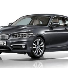 BMW 1 Series set for facelift