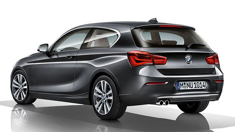 Bmw 1 Series Set For Facelift Car India