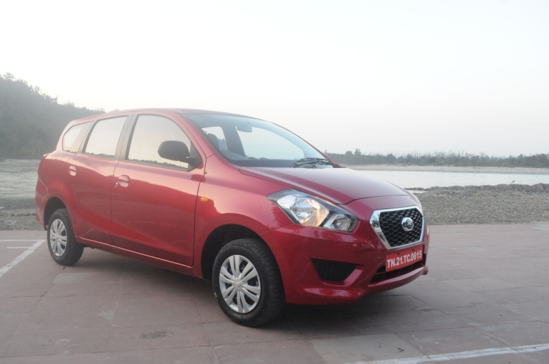 Datsun Go Mpv Launched Car India