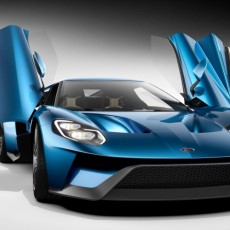 The 2016 Ford GT is out!