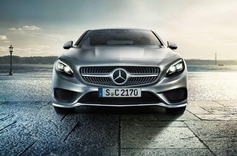 Mercedes-Benz S-Class Coupe 1 web