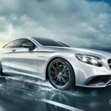 Mercedes RWD-only S Coupé on sale