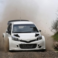 Toyota in WRC from 2017