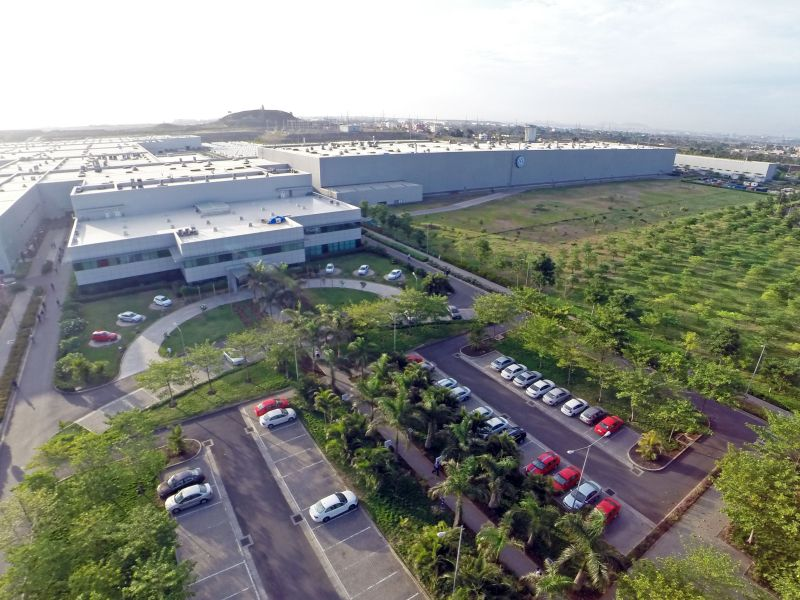 Vw Inaugurates New Diesel Engine Plant Car India India