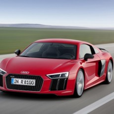 2016 Audi R8 power-packed