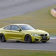 Mmmm! BMW M4 Coupé