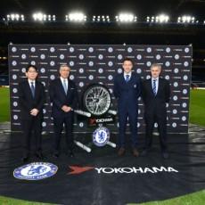 Yokohama ties up shirt sponsorship deal with Chelsea