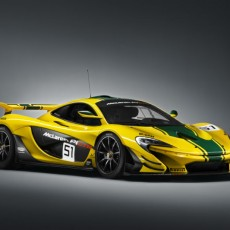 McLaren P1 GTR launch confirmed at Geneva