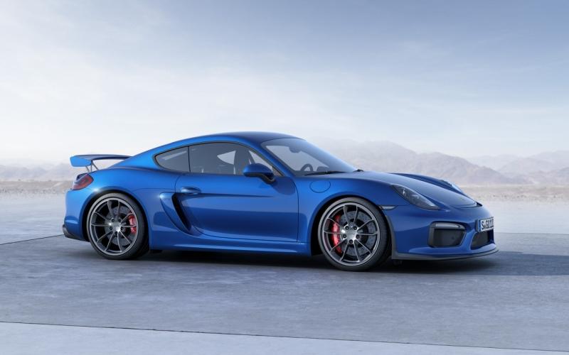 Porsche Cayman GT4 1 web