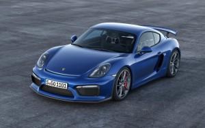 Porsche Cayman GT4 2 web