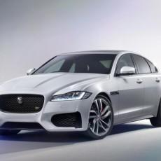 All-new 2016 Jaguar XF Revealed