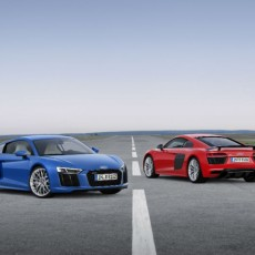 Audi showcases seven new models at Geneva