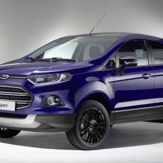 Ford showcase new EcoSport