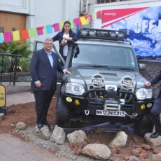 Off-road with Gul Panag in Ladakh on Discovery