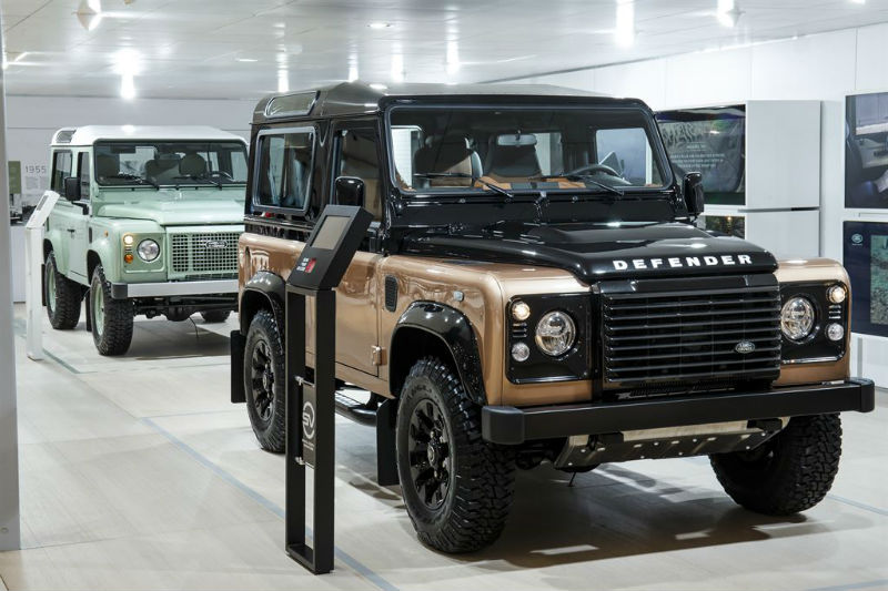 Land Rover Launches Limited Edition Defender Models Car