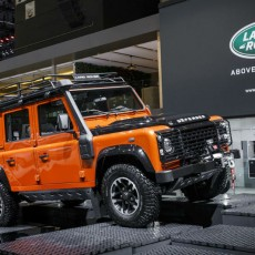 Land Rover launches limited edition Defender models