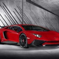 Official: Lamborghini Aventador SV is LP750-4